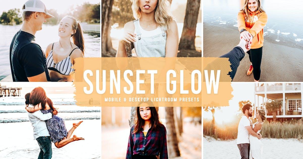 Download Sunset Glow Mobile & Desktop Lightroom Presets by creativetacos