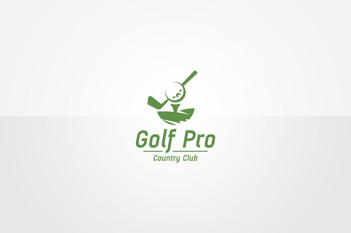 Thumbnail for Golf Logo Template