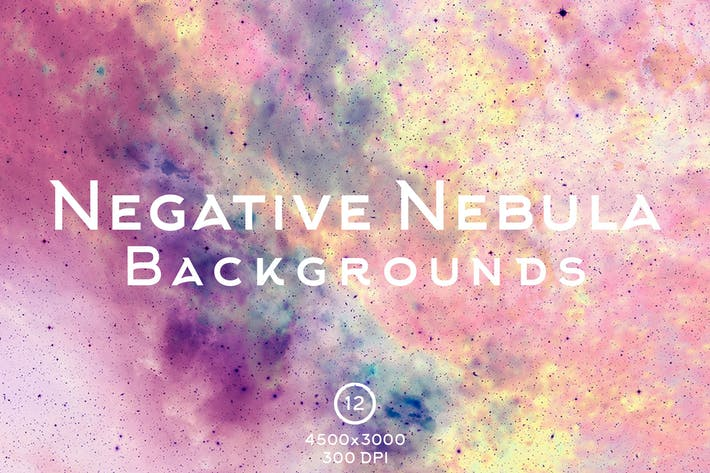 Thumbnail for Negative Nebula Backgrounds