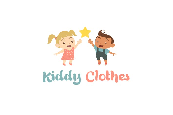 Thumbnail for Kiddy Clothes - Baby & Kids Logo
