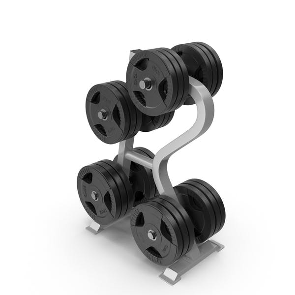 Thumbnail for Weight Rack