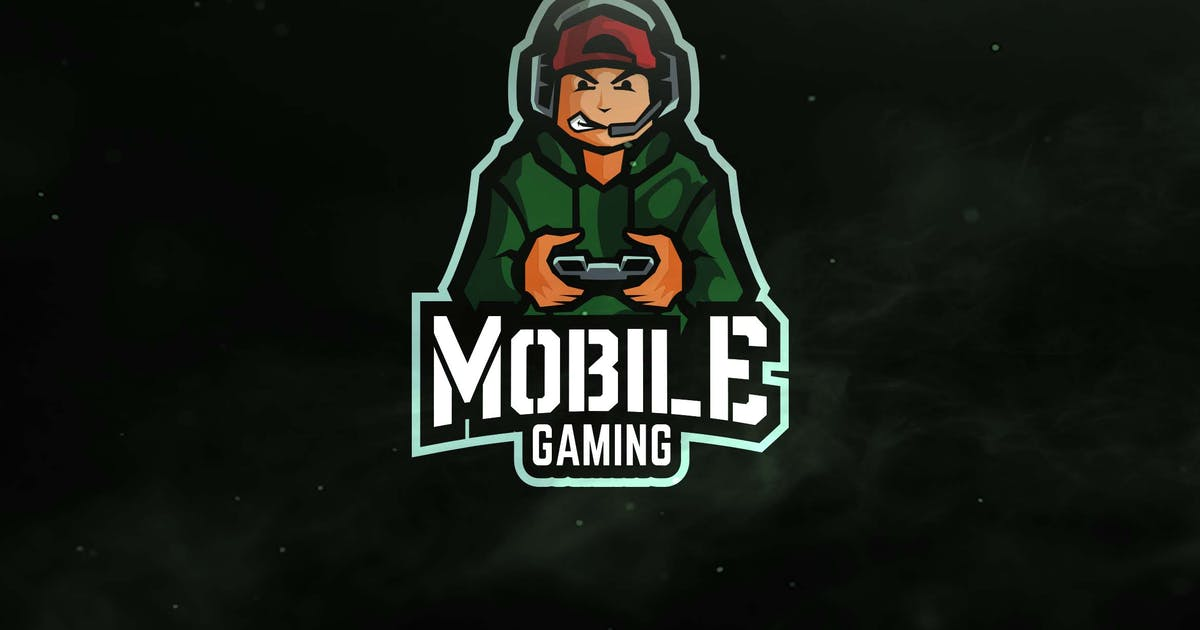 Download Mobile Gaming Sport and Esports Logos by ovozdigital