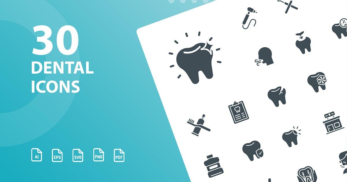 Download Dental Glyph by kerismaker