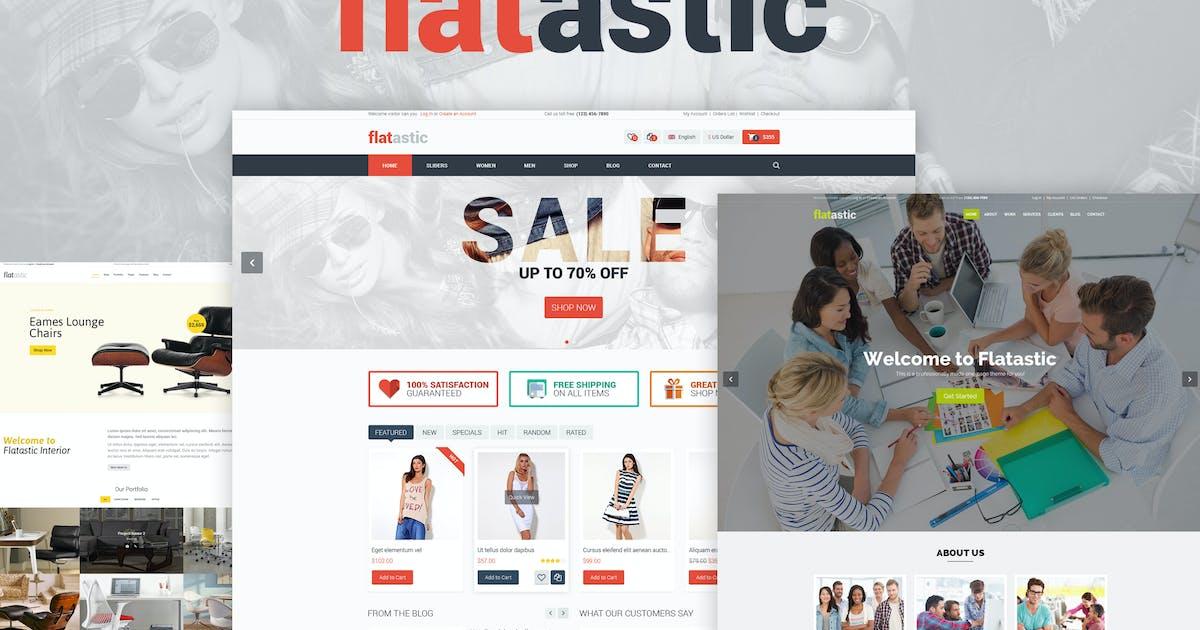 Download Flatastic - Versatile HTML Template by Monkeysan