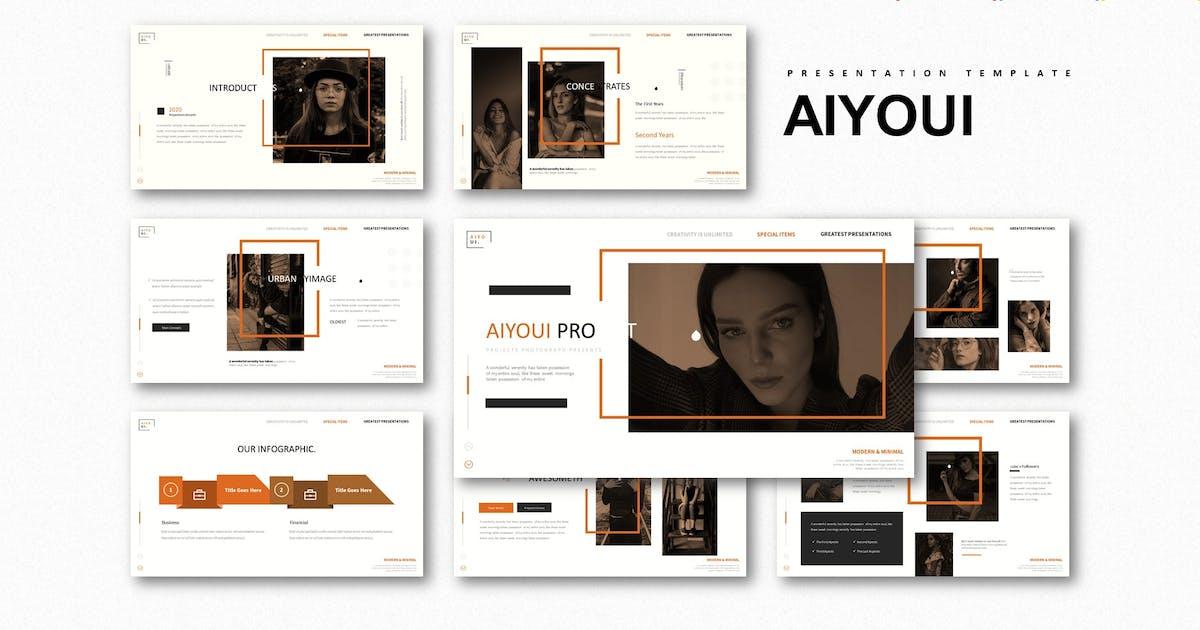 Download Aiyoui   Powerpoint, Keynote, Google Slides by Vunira