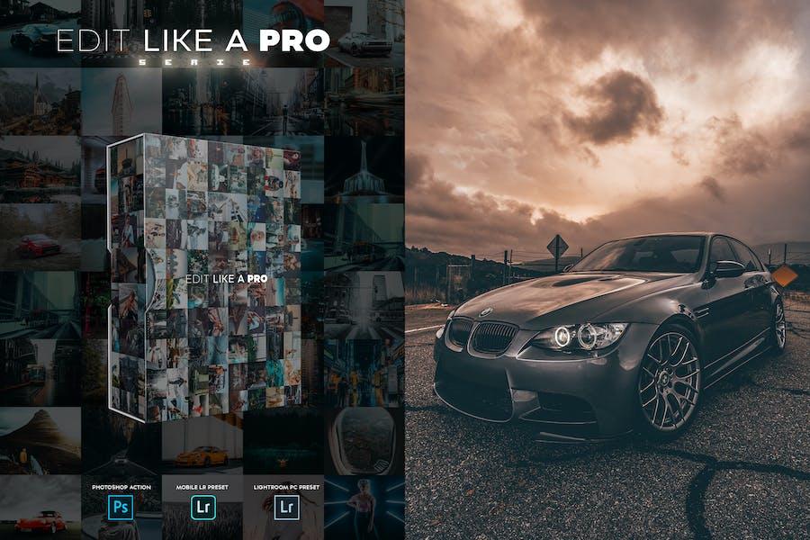 Редактировать как PRO 78-е - Photoshop & Lightroom