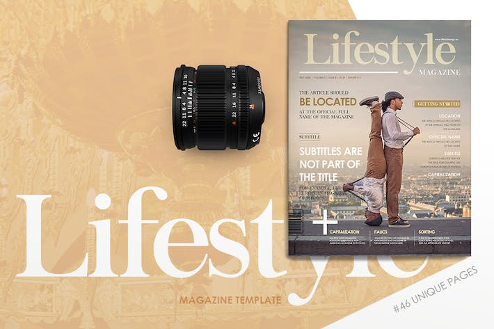 Thumbnail for Lifestyle MAGAZINE