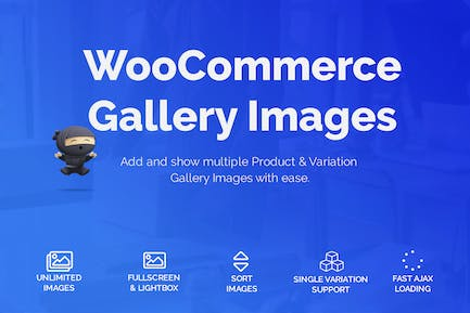Variation Gallery Images for WooCommerce