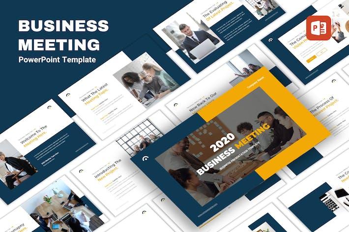 Business Meeting - Multipurpose PowerPoint