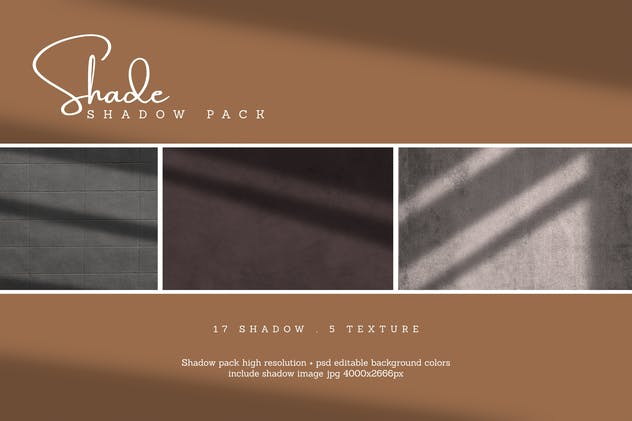 Shade Shadow Pack