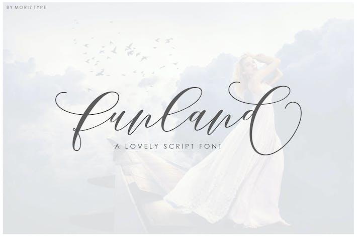 Thumbnail for Fanland Script