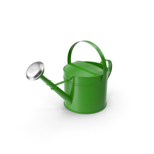 Thumbnail for Green Watering Can