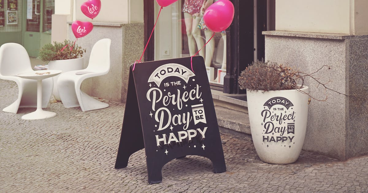 Download Slate Mockup for Love by SmartDesigns_eu