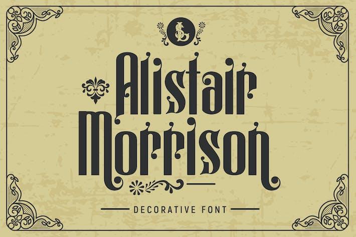 Thumbnail for Alistair morrison