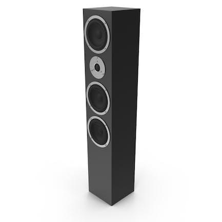 Boden Audio Lautsprecher Schwarz