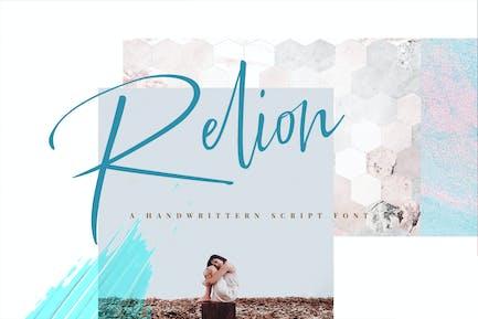 Relion Signature