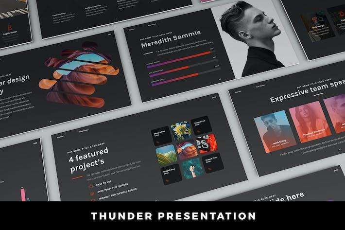 Thumbnail for Thunder Presentation