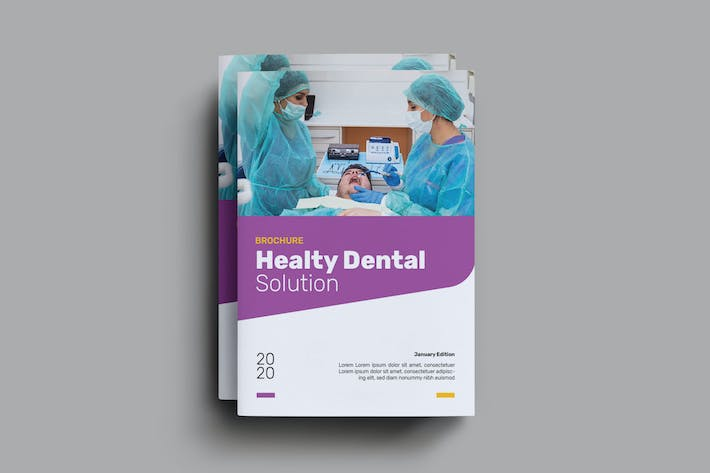 Thumbnail for Healty Dental Solution Brochure