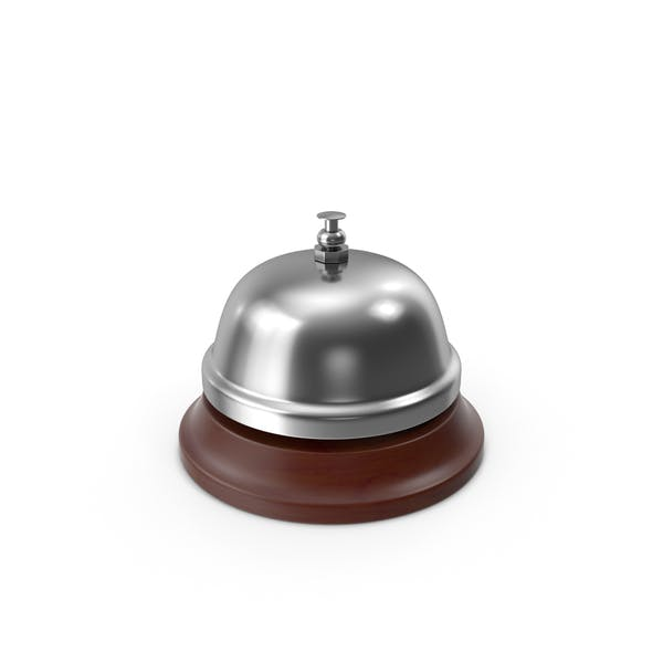 Silver Service Bell