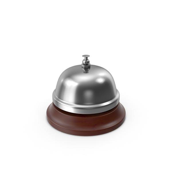 Silber Service Glocke
