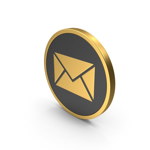Gold Icon Message