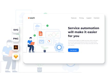 Receive automation report instantly