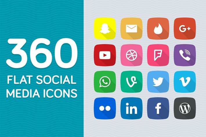 Thumbnail for Social Media Icons