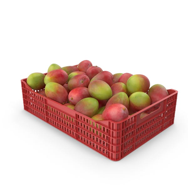 Thumbnail for Mango Plastic Crate