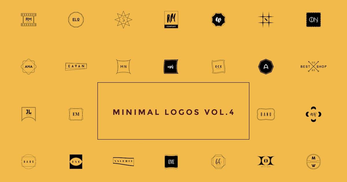 Download 50 Minimal Logos Vol.4 by Zeppelin_Graphics