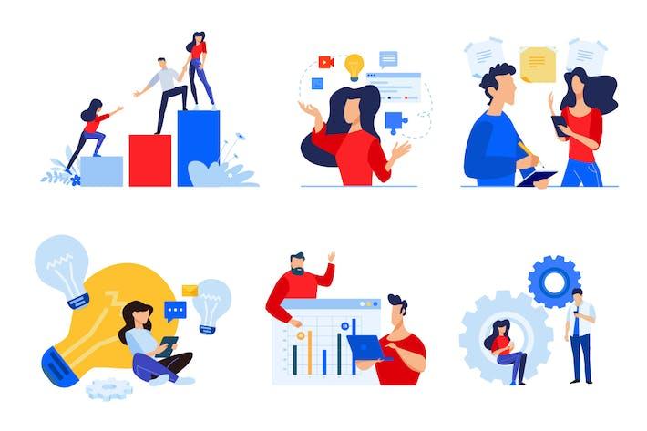 Thumbnail for Teamarbeit und Projektentwicklung