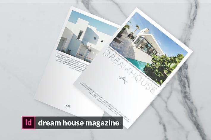 Thumbnail for Dream House   Magazine