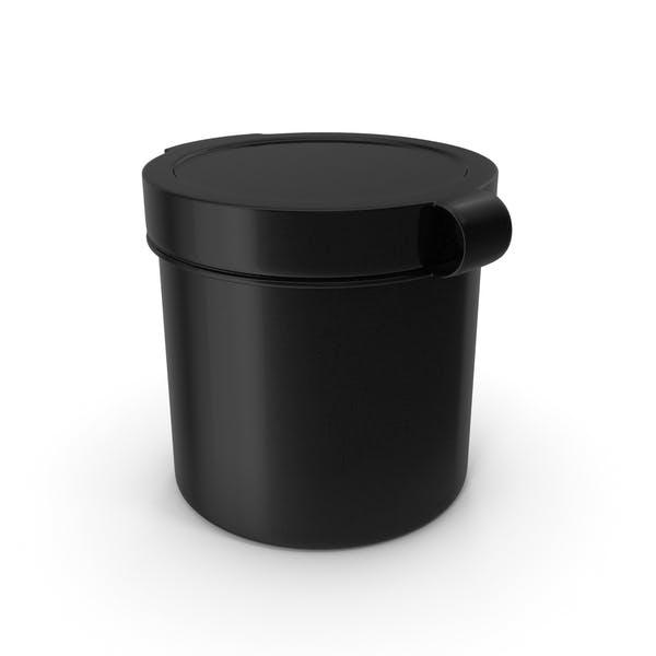 Таблетки Pod шарнир Топ 1 унция черный