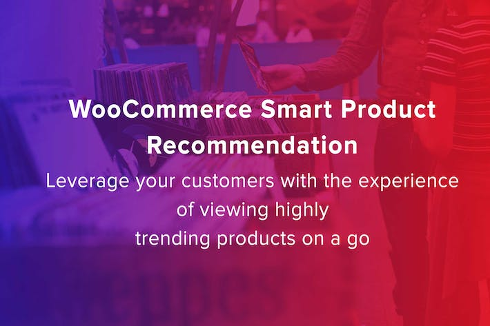 Thumbnail for WooCommerce Smart Product Recommendation