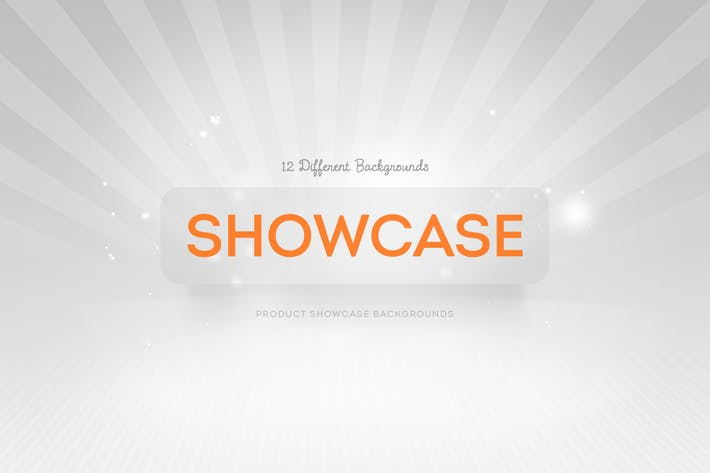 Thumbnail for Product Showcase Backgrounds
