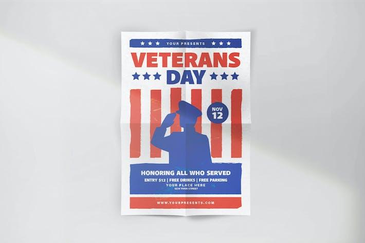 Thumbnail for Volador del Día de Veteranos