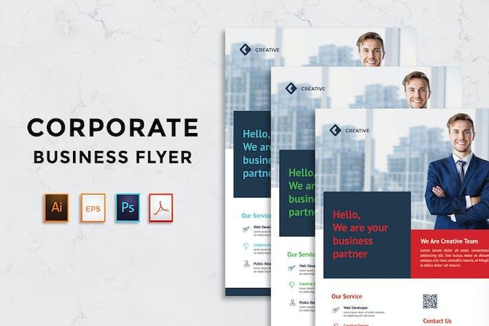 Thumbnail for Rantautemp - Business Service Flyer vol 6