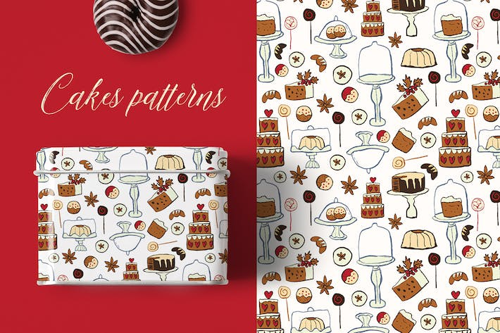Thumbnail for Cakes Patterns
