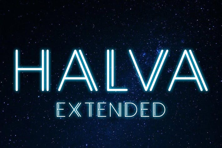 Thumbnail for Halva Extended