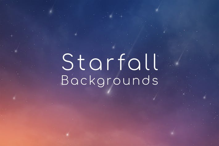 Thumbnail for Starfall Backgrounds