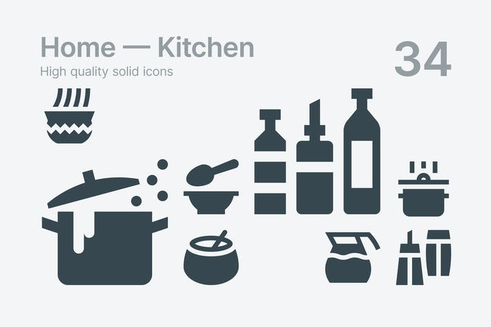 Thumbnail for Home — Kitchen #2