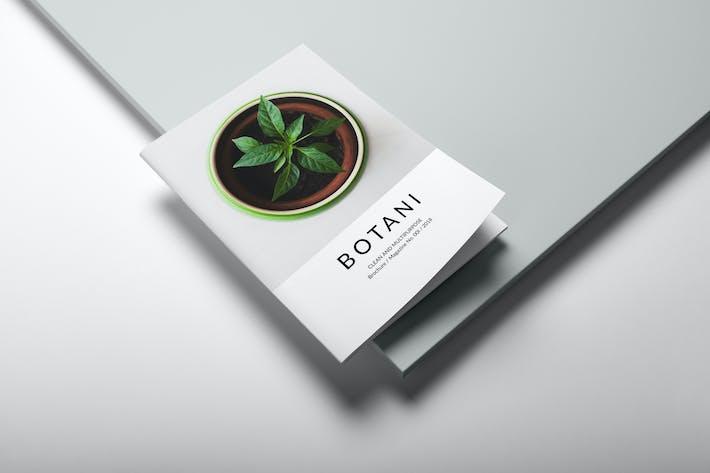Thumbnail for Botani Lookbook / Magazine
