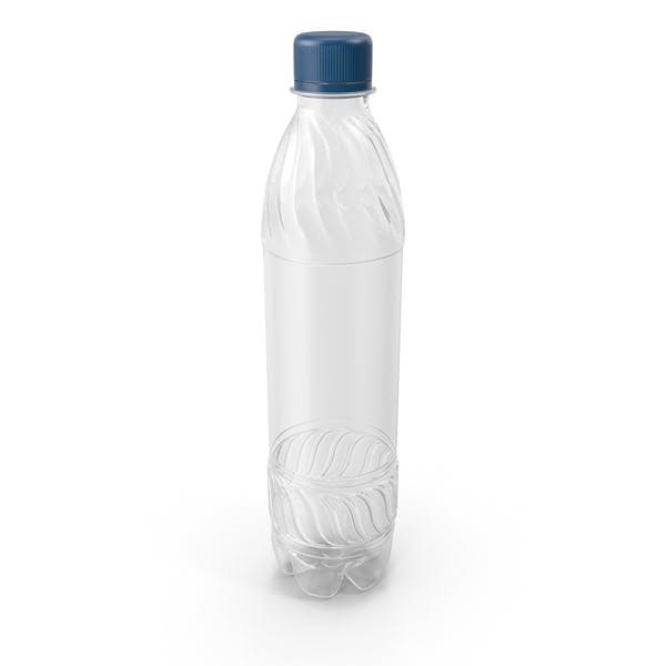 Wasserflasche aus Kunststoff