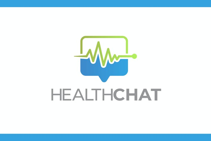Thumbnail for Health Chat - Medical Logo