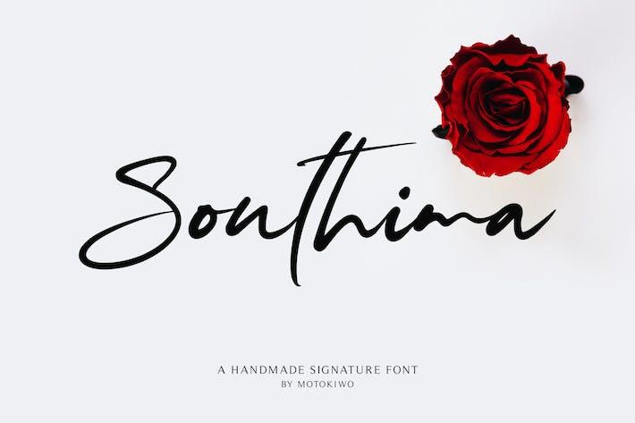 Thumbnail for Southima - Modern Script