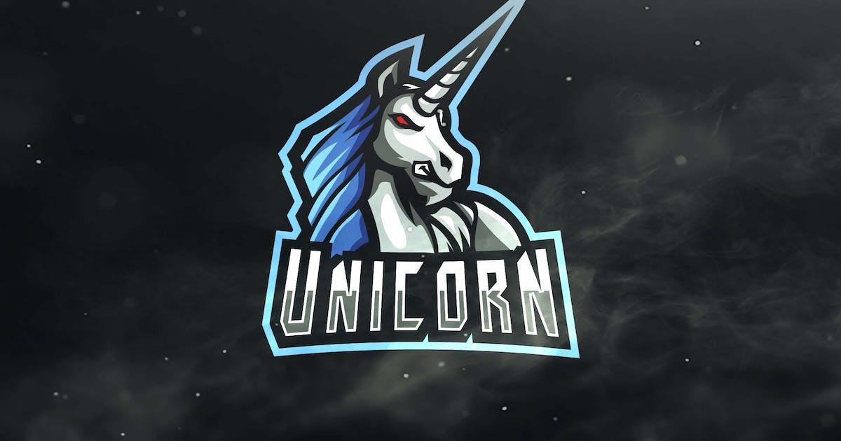 Download Unicorn Sport and Esports Logos by ovozdigital