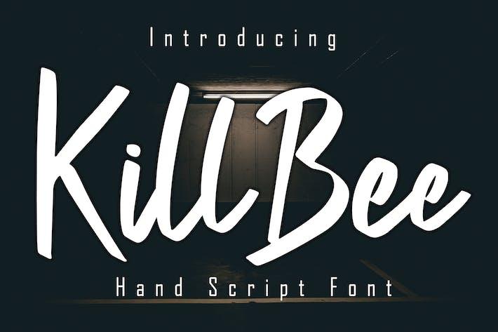 KillBee Hand Script