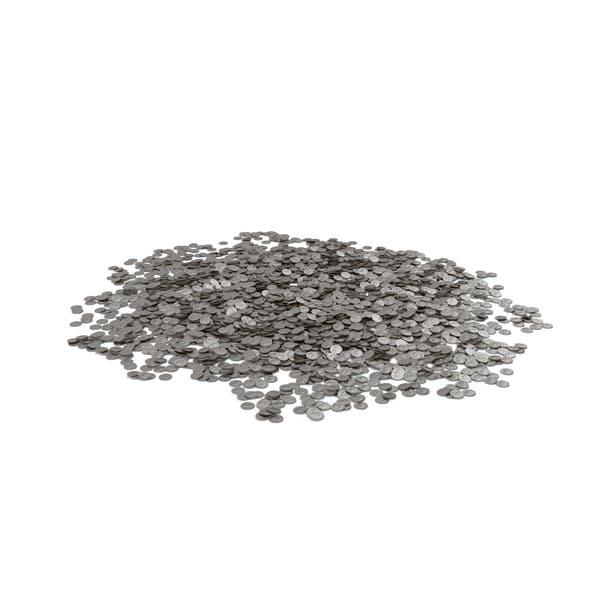 Coin Heap Silver