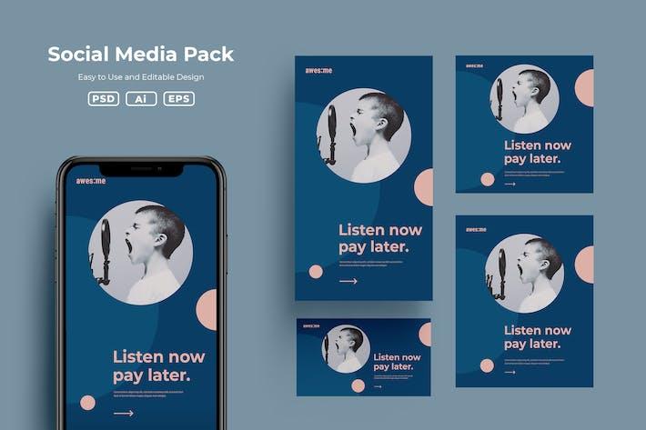 Thumbnail for ADL Social Media Pack v3.5