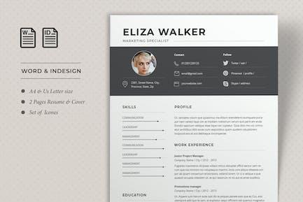 Resume Eliza