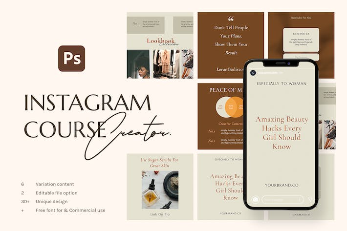 Thumbnail for Instagram Course Creator